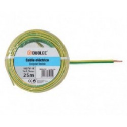 CABLE ELECTRICO 1,5 MM X10M AM/VE DUOLEC