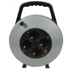 ENROLLACABLE DOMESTICO 10 M MAX. 3000 W