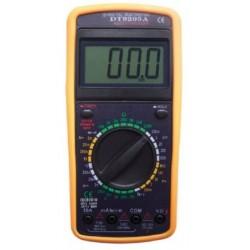 MULTIMETRO DIGITAL DT-9205A