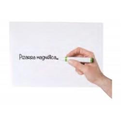IMAN PIZARRA PVC BLANCA 210X305MM EHL