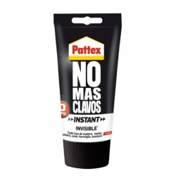 PATTEX NO MAS CLAVOS INVISIBLE 120 GRS