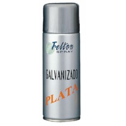 PLATA GALVANIZADA 200 ML.