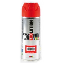 PINTURA SPRAY ACRILICA NEGRO BRILL.400ML