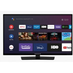 TV LED 24 HD SMART ANDROID HDR WIFI BLUE