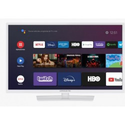 TV LED 32 HD SMART ANDROID HDR WIFI BLUE