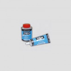 PEGAMENTO PVC-15 AZUL FLEXIBLE 125ML