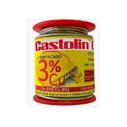 CARRETE ESTAÑO TIPO 3% CU 250 GR