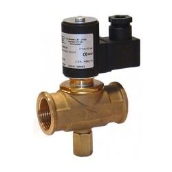 ELECTROVALVULA R.MANUAL 230VAC 1/2 H KRO