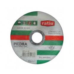 DISCO CORTE FINO PIEDRA 115X1,6MMRATIO