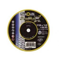 DISCO CORTE FINO (10) PERFLEX 125X10MM