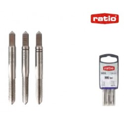 MACHO ROSCAR HSS JGO3 MET 6X1,00 RATIO